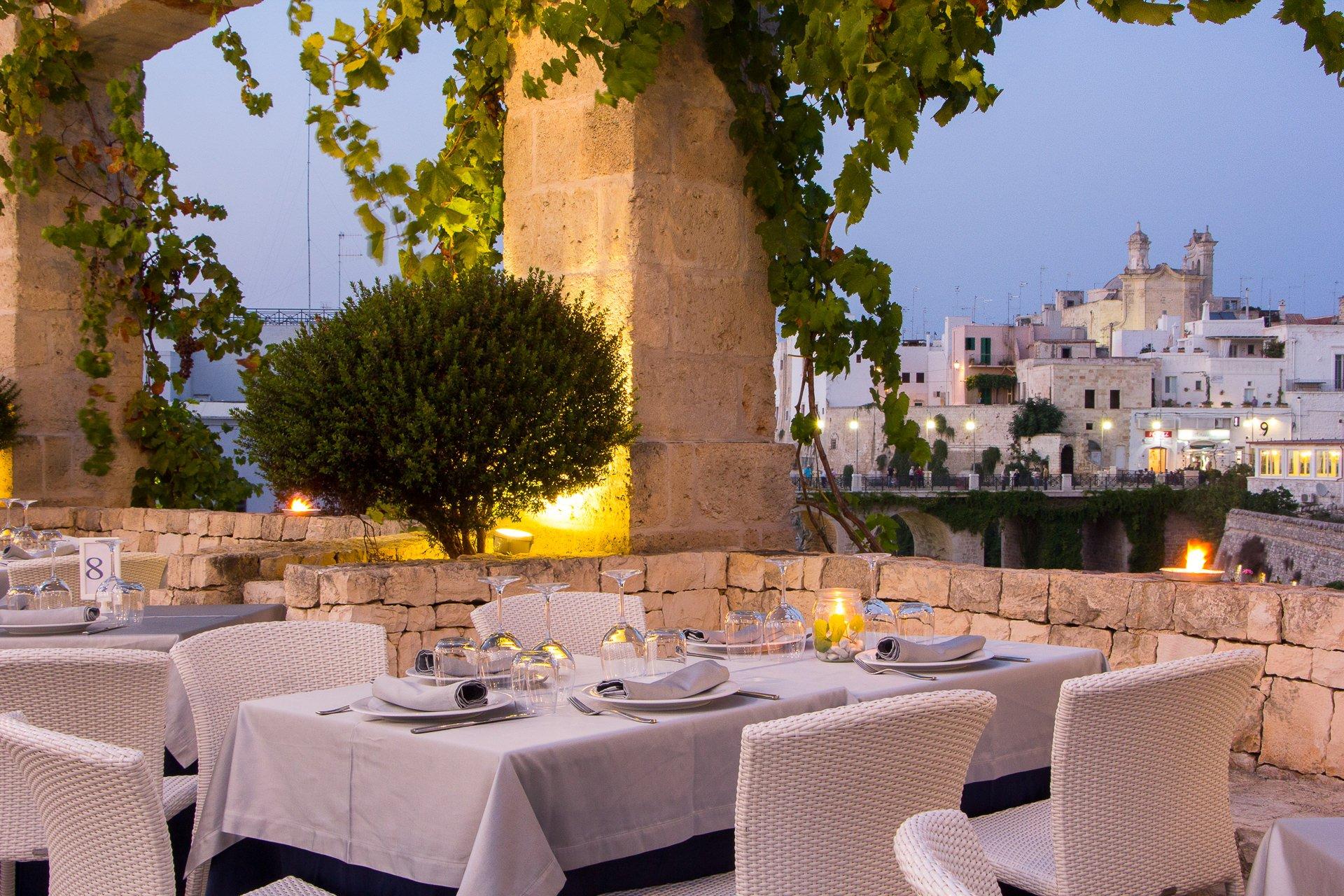 Specchia sant 39 oronzo ristorante e ricevimenti - Ristorante specchia polignano ...